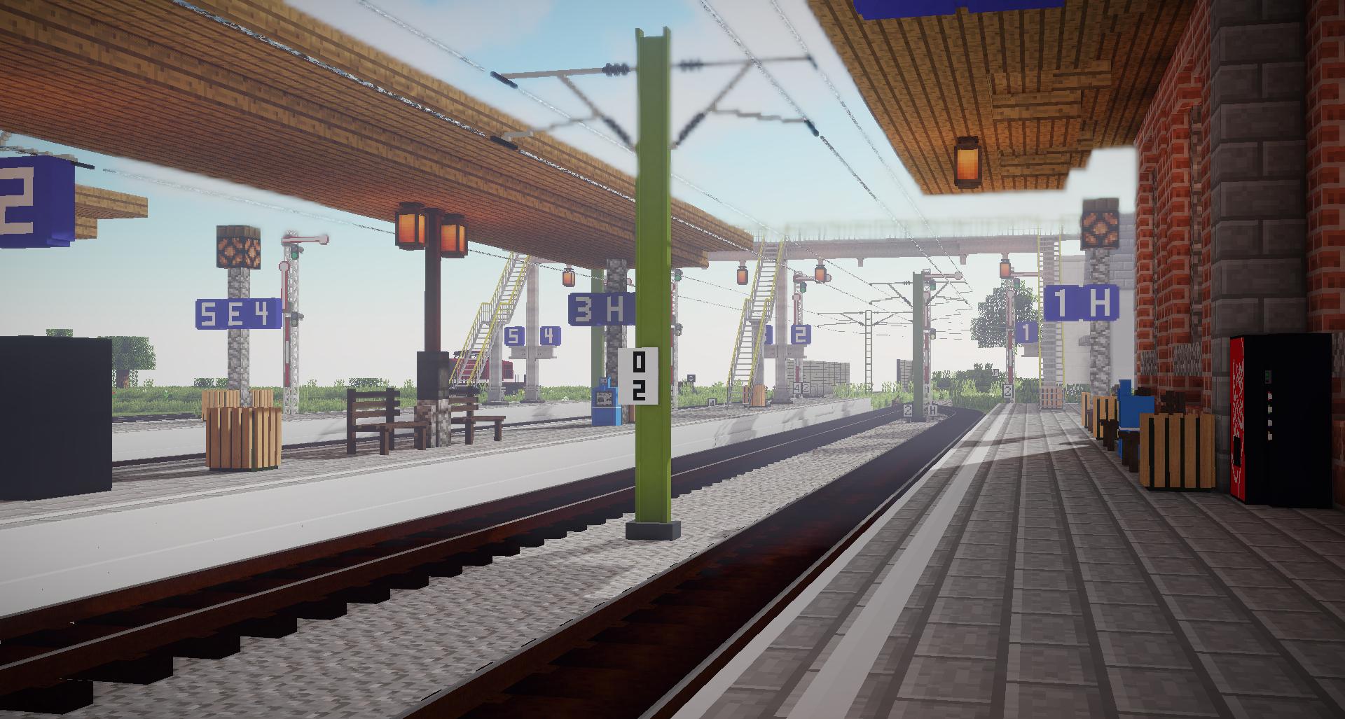 Startseite | LandOfRails - Traincraft/Immersive Railraoding